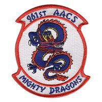 961 AACS Dragon Patch