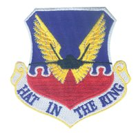 94th Fighter Squadron (94 FS) Hat in the Ring Patches