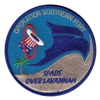 94 FS Spads Over Savannah Patch