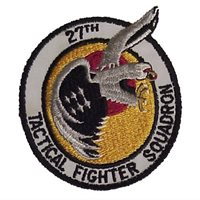 27 TFS Heritage Patch