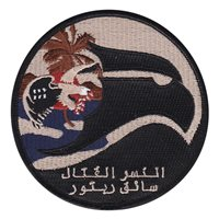 27 FS Desert Raptor Driver Patch