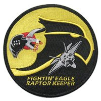 27 FS Raptor Keeper Patch