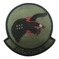 27 FS Subdued Patch