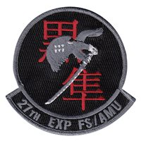27 EFS AMU Patch