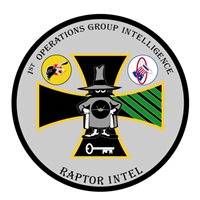 1st Operations Group (1 OGI) Intelligence Patches
