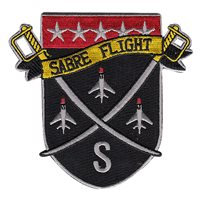 434 FTS Sabre Flight Patch