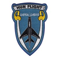 434 FTS Hun Flight Patch