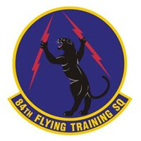 84th Flying Training Squadron (84 FTS) Patches