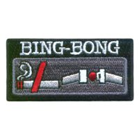 47th Operations Support Squadron (47 OSS) Bing Bong Pencil Patches