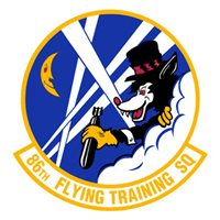86th Flying Training Squadron (86 FTS) Patches