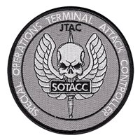 SOTACC Silver Patch