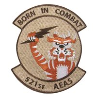 521 AEAS Desert Patch
