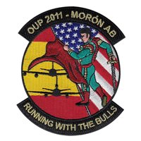 Moron AB Bulls Patches