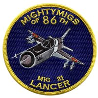 86th Mighty MigsPatches