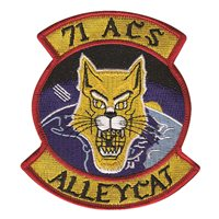 71 ACS Alley Cat Patch