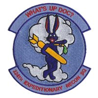324th Expeditionary Reconnaissance Squadron (324 ERS) Heritage Patches