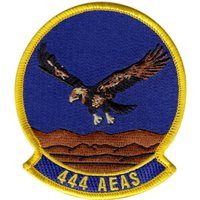 444 AEAS Color Patch