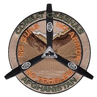 Combat Cessnas Afghanistan Patch