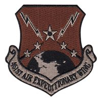 451 AEW Desert Patch