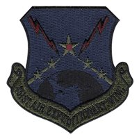 451st Air Expeditionary Wing (451 AEW) Subdued Patches