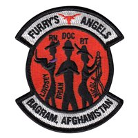 Furry's Angels Patch
