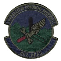 802 AEAS Subdued Patch