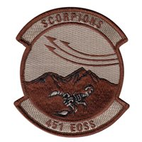 451 EOSS Desert Patch