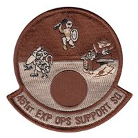 451 EOSS Heritage Patch