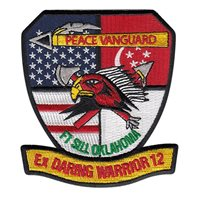 Peace Vanguard patches