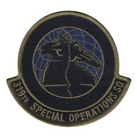 319 SOS Subdued Patch