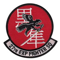 27 EFS Japan Det Patch