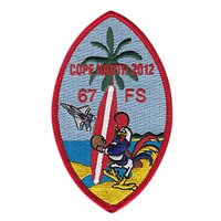 67 FS Guam Patch