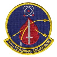 16 TRS Patch