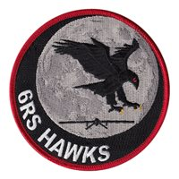 6 RS Red Friday Patch