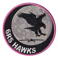6 RS Pink Friday Patch