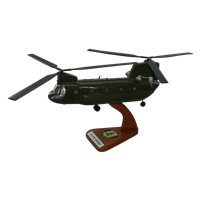 CH-47D Chinook Custom Aircratf Model