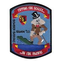 23 EBS Guam 2012 Patch