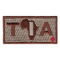 23 FTS TIA Pencil Patch