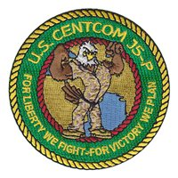 U.S. CENTCOM CCJ5-P Patch