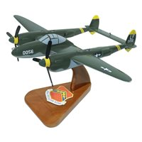 Design Your Own P-38 Airplane Model