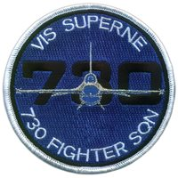 730 SQN F-16 Patch