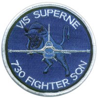 730 SQN F-16 Bull Patch