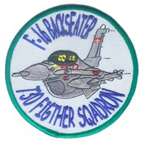 730 FS Backseater Patch