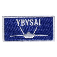 525 FS YBYSA Pencil Patch