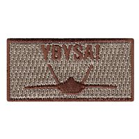525 FS YBYSA Desert Pencil Patch