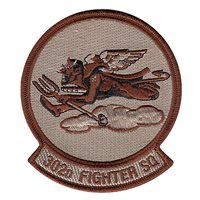 302 FS Desert Patch