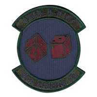 90 FS Subdued Squadron Patch