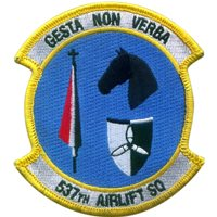 537 AS Patch