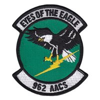 962 AACS Patch