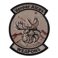 962 AACS Weapons Patch